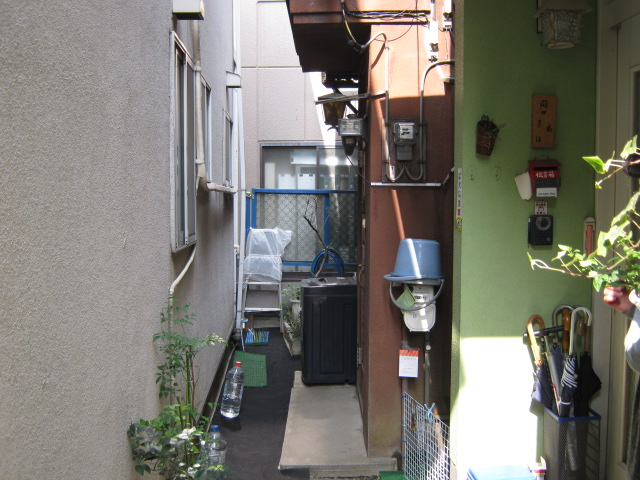 関口アパート外観写真