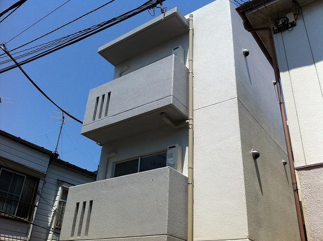 ピッコロ西ケ原外観写真