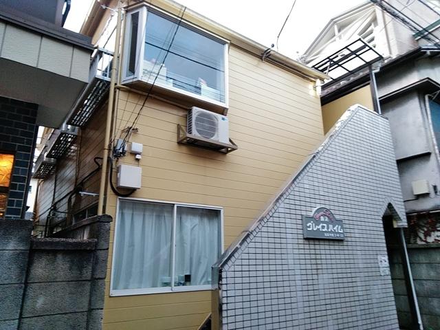 駒込グレイスハイム外観写真