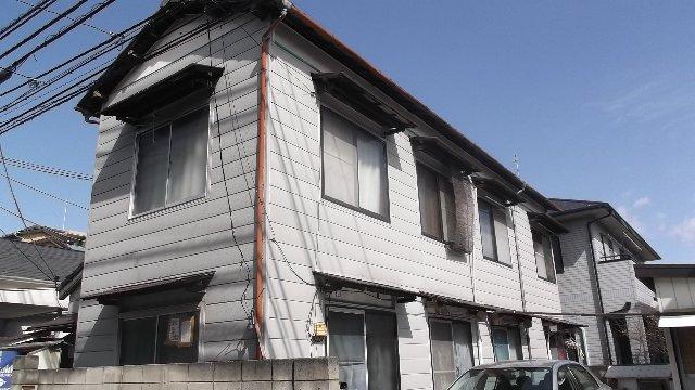 寺田アパート外観写真