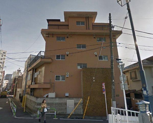 マンション上富士外観写真