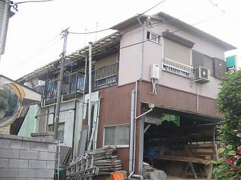 井田荘外観写真