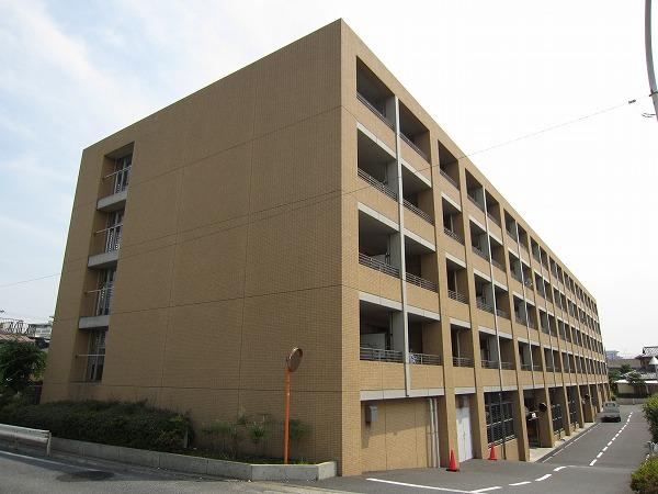 ロイヤルパーク多摩川2番館外観写真