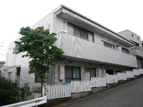 ファインヒル生田外観写真