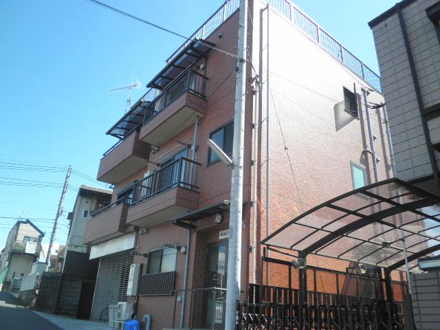 第3広田マンション外観写真