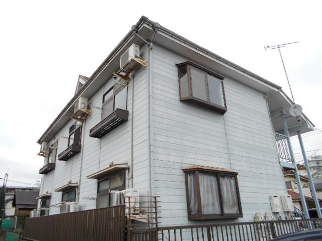 ビューハイム成城外観写真