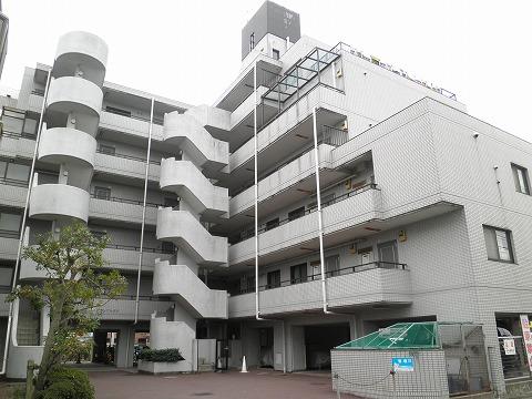 稲田堤グランドハイツ外観写真
