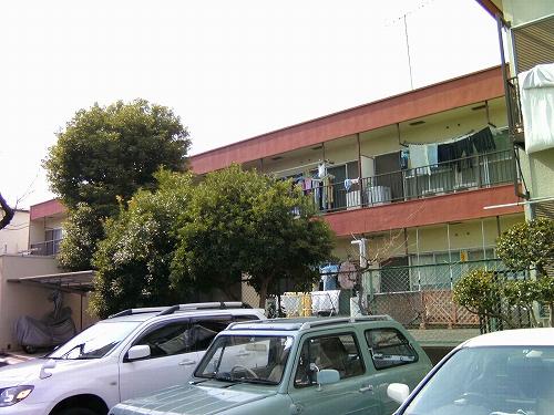 小泉ハイデンスA棟外観写真