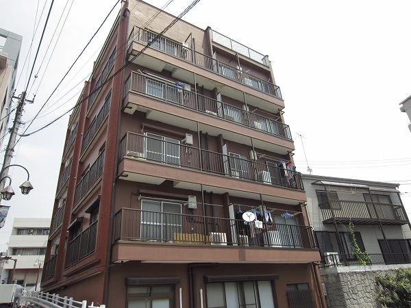 第1広田マンション外観写真