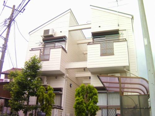 ハウス1990外観写真