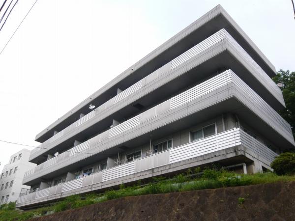 パストラル三田外観写真