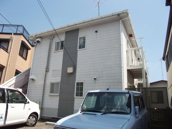アパートメント93外観写真