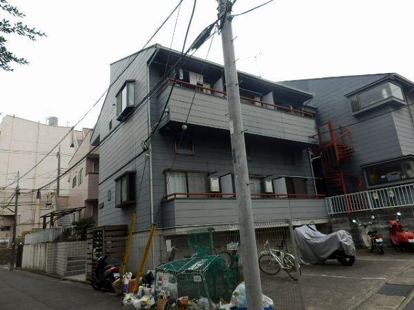 フルハウス生田外観写真