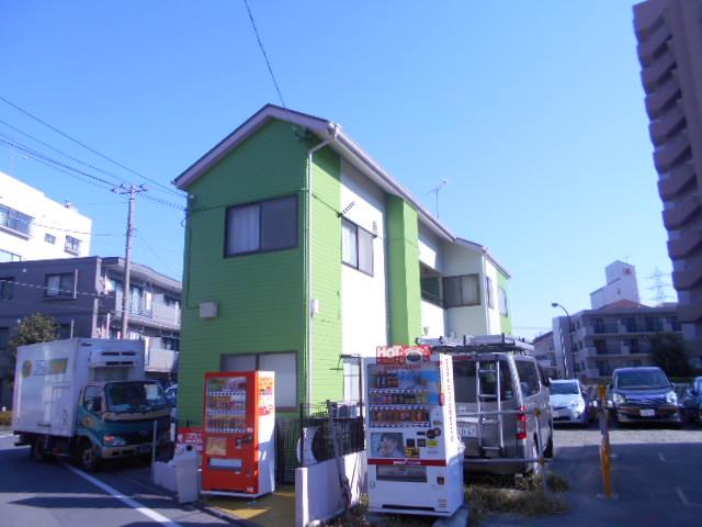 エンクル狛江外観写真