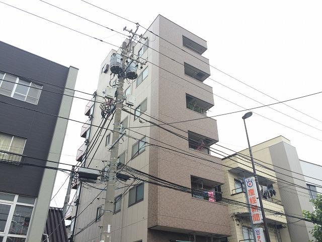 グランサイト六笠No.1外観写真