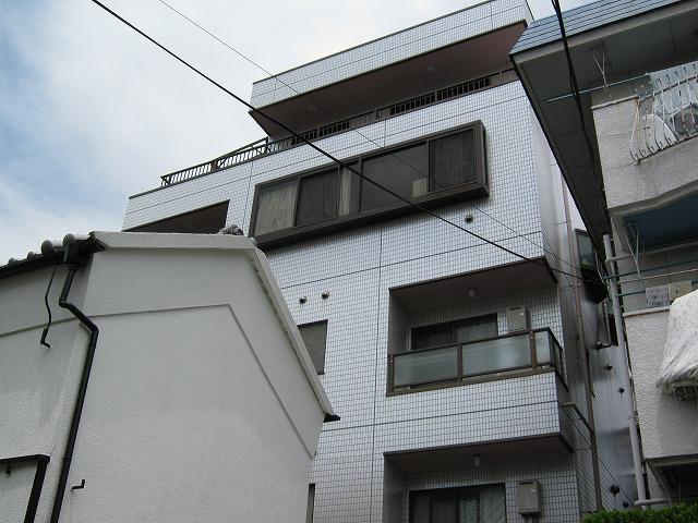 サンコーポヨコヤマ外観写真