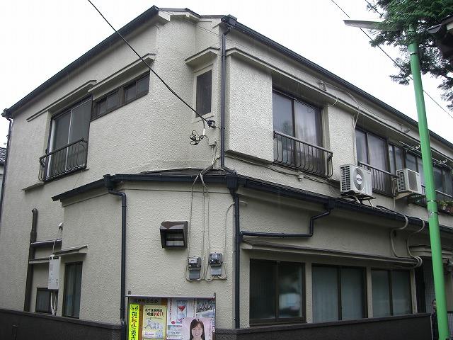 鎌原アパート外観写真