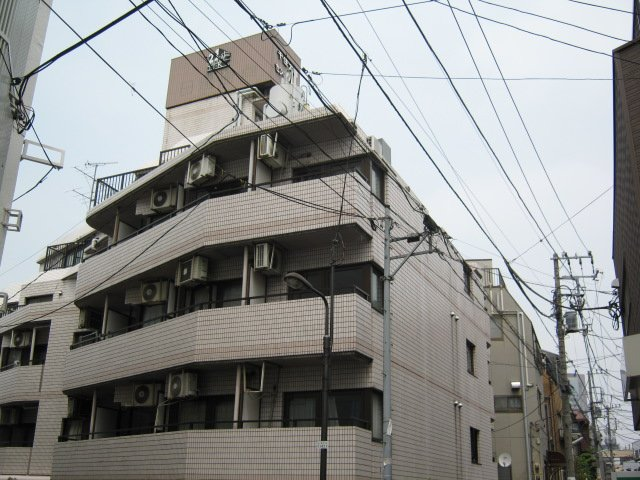 千住大橋センチュリー21外観写真