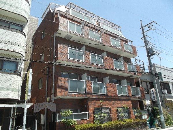 サンワHQマンション壱番館外観写真