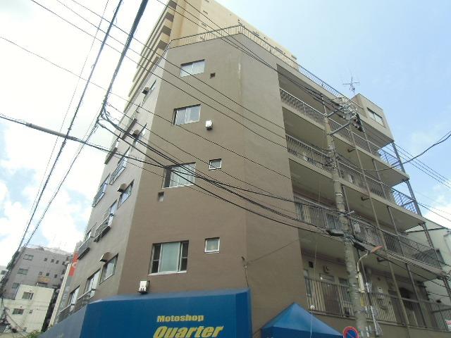 栄雅桜中島ビル外観写真