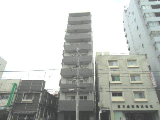 ライジングプレイス浅草EAST外観写真