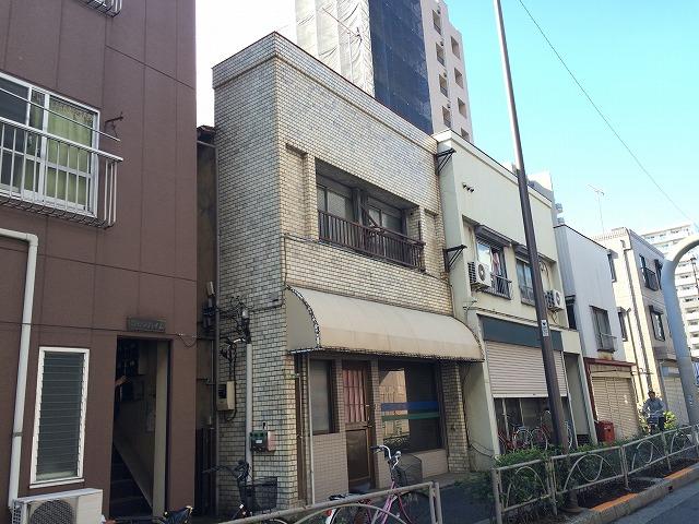 梅田1丁目事務所付戸建外観写真