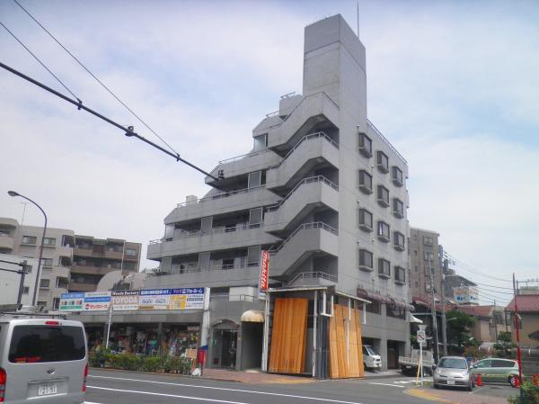 第三豊田ハイツ外観写真