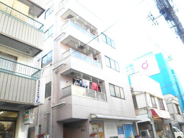 レジデンス後藤Ⅱ外観写真