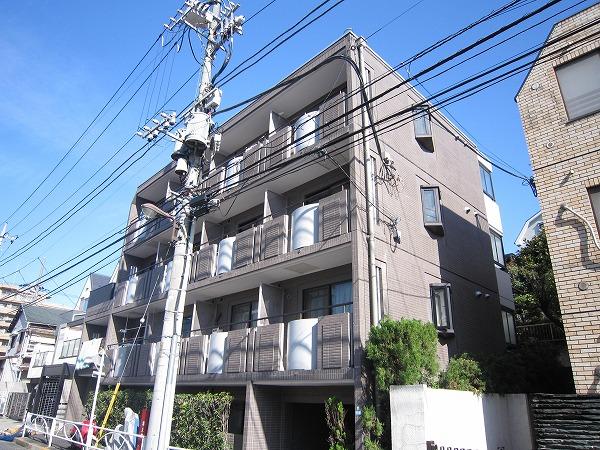 アサカシオン大岡山外観写真