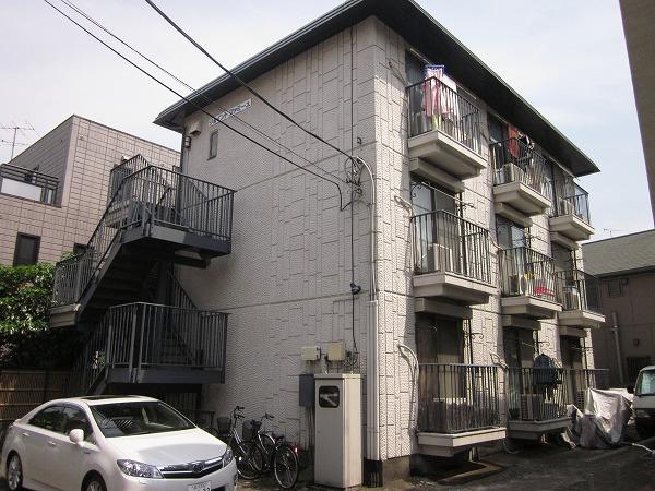 ジョイント・ファミーユA棟外観写真