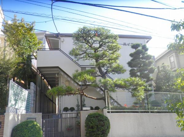 ハイツ寺尾外観写真
