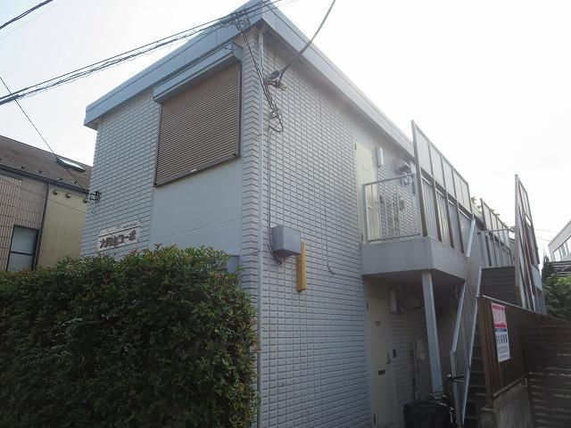大岡山コーポ外観写真