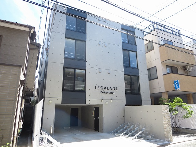 LEGALAND Ookayama外観写真