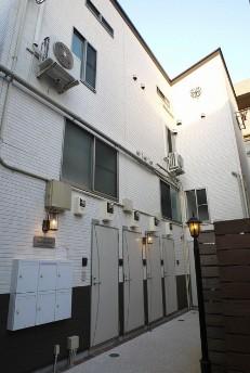 グラン・ポゾ大井町外観写真