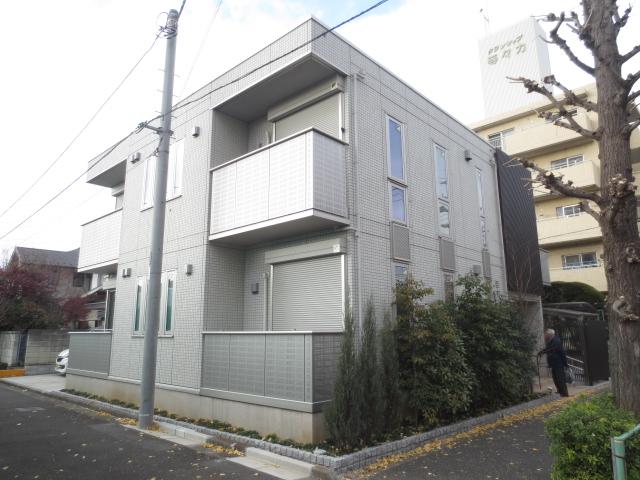 CRAPE MYRTLE駒沢公園通り外観写真