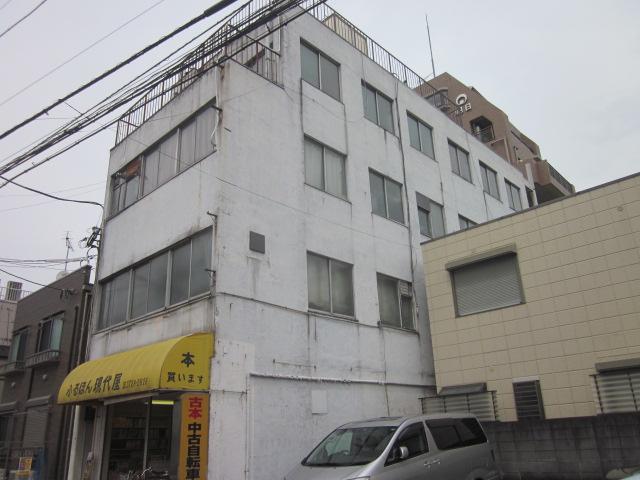 大岡山ビル外観写真
