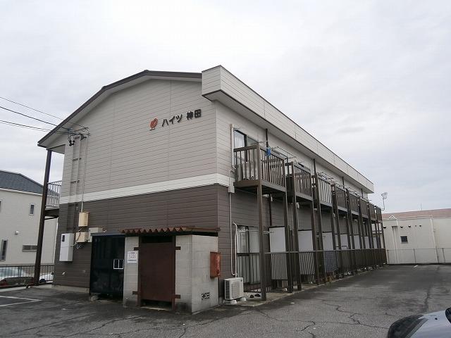 ハイツ神田外観写真