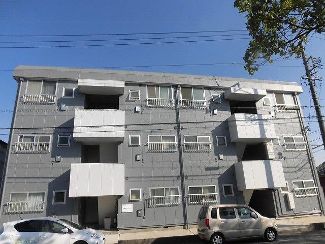 くまのマンション外観写真