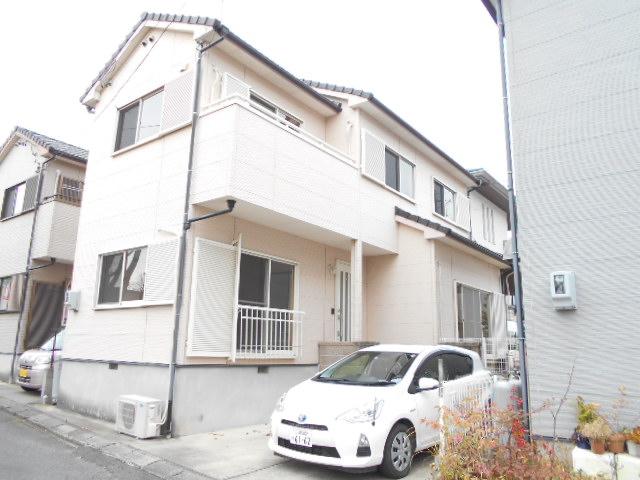 高松(横井)戸建 B棟外観写真