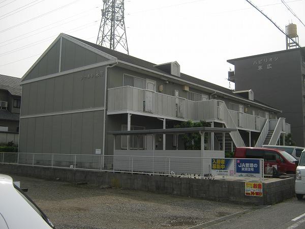 シャルレ永井外観写真