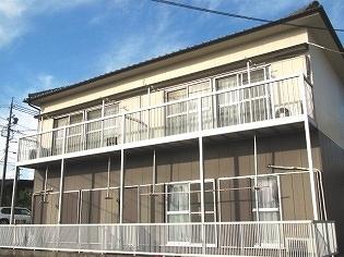 コーポ川嶋B外観写真