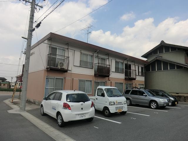 レスト北新川 A棟外観写真