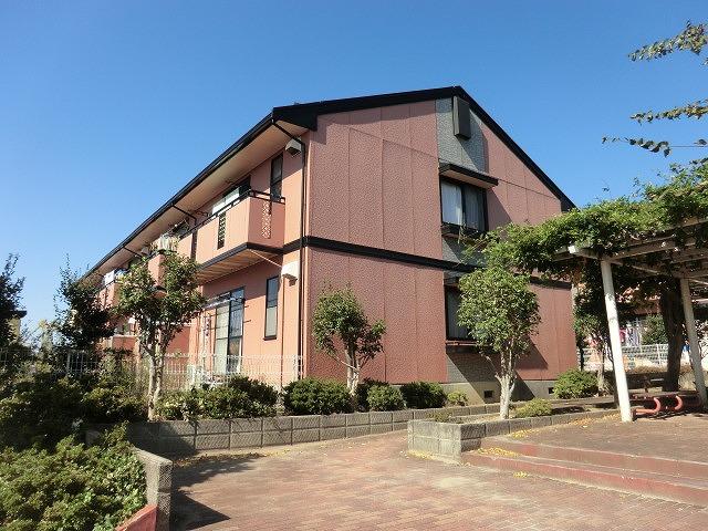 ラディッシュタウン昭山F棟外観写真