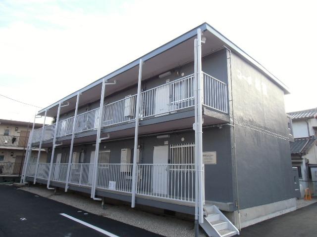 横山町apartment外観写真