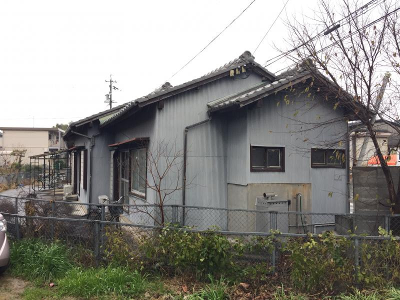 藤田アパート外観写真