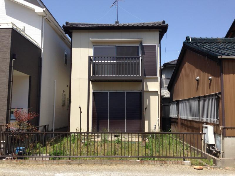 内幸町平田戸建外観写真