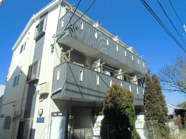 ヒルズ横須賀中央外観写真