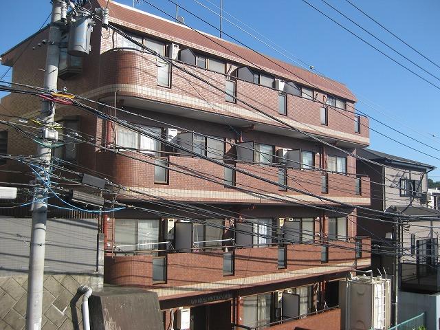 ヴァンハウス横須賀中央外観写真