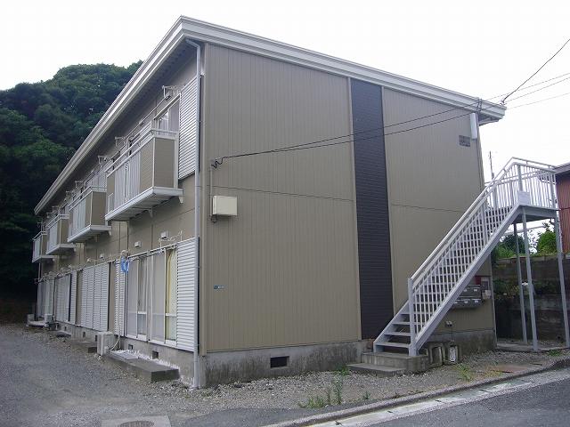 サンフェリカC外観写真