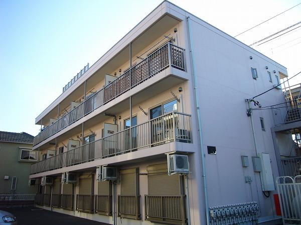 プレジデントマンション久里浜外観写真
